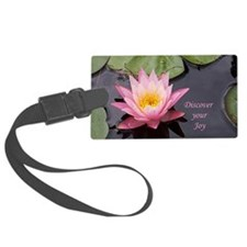 Discover your joy 2 Luggage Tag