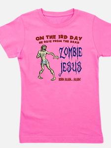 zombie-jesus-LTT Girl's Tee