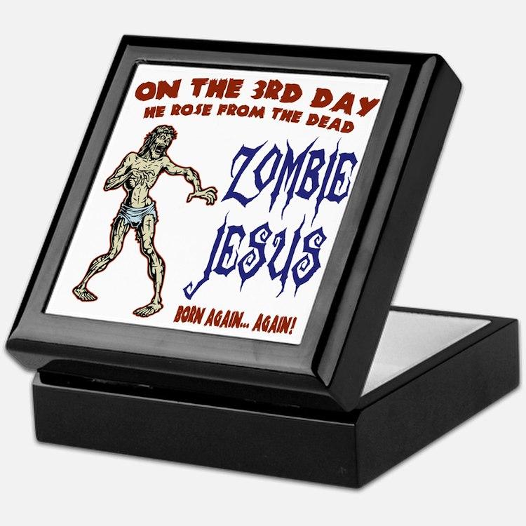 zombie-jesus-LTT Keepsake Box
