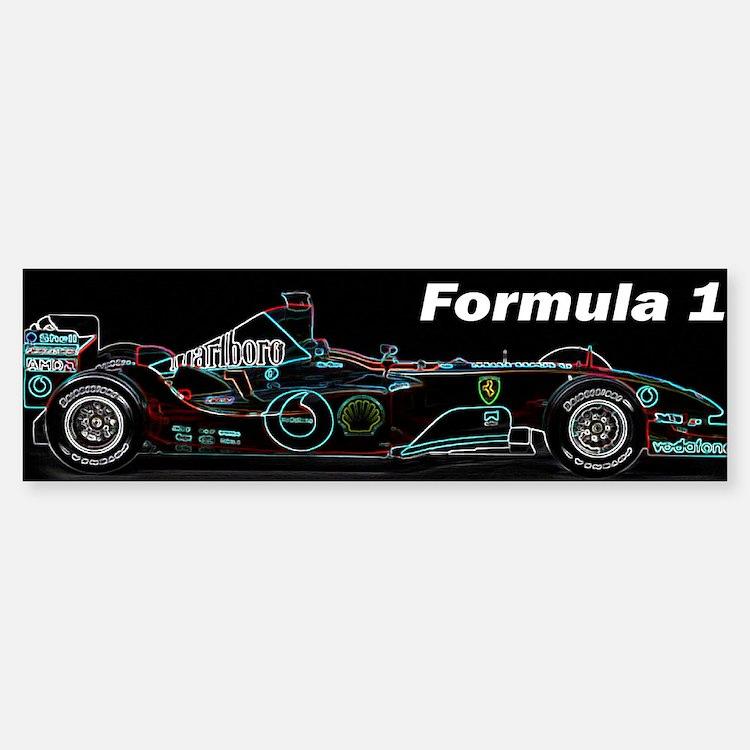 formula 1 bumper stickers car stickers decals more