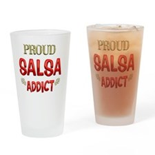 SALSA Drinking Glass