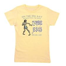 zombie-jesus-DKT Girl's Tee