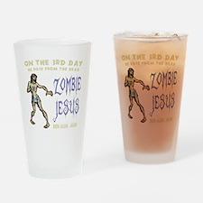 zombie-jesus-DKT Drinking Glass