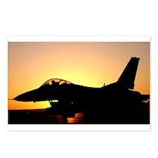 F-16 Fighting Falcon Postcards (8)