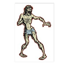 zombie-jesus-1-T Postcards (Package of 8)