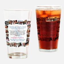 cdhvotebabies Drinking Glass