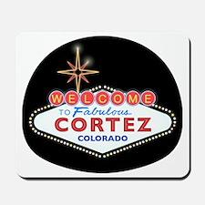 CORTEZ LIGHT Mousepad