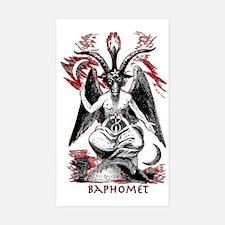 Baphomet Decal