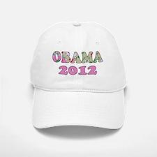 Obama2012Girlz Baseball Baseball Cap