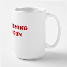 DeniseFlemingALT Large Mug