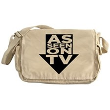 AsSeenOn Messenger Bag