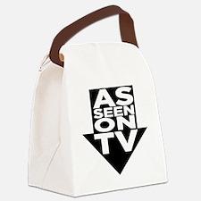 AsSeenOn Canvas Lunch Bag