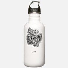 nix_gun Water Bottle