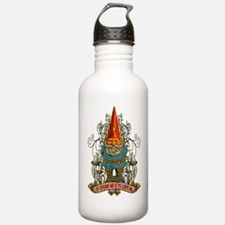 GNOME_4x6_apparel Water Bottle