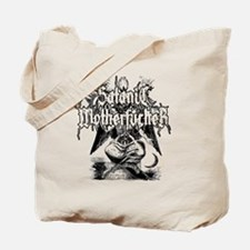 SATANIC-MF-GIRLIE Tote Bag