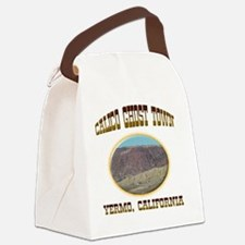 calico Canvas Lunch Bag