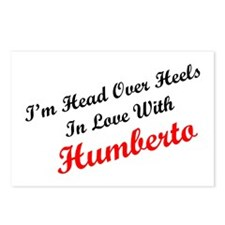 In Love with Humberto Postcards (Package of 8)