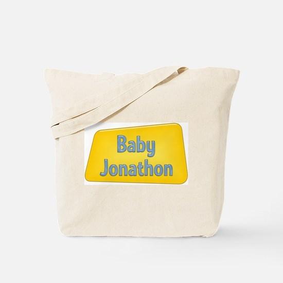 Baby Jonathon Tote Bag