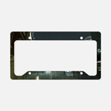 Victorian Tomorrow License Plate Holder