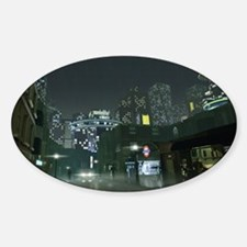 Victorian Tomorrow Sticker (Oval)