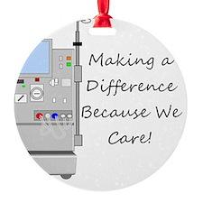 Dialysis 3 Ornament