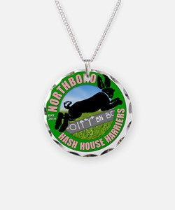 NH3-Kennel-Logo-SMALL Necklace