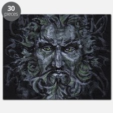 Green Man Puzzle
