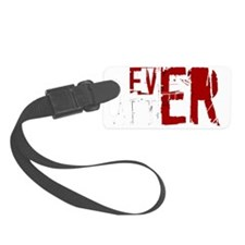 EverAfterBlackt Luggage Tag