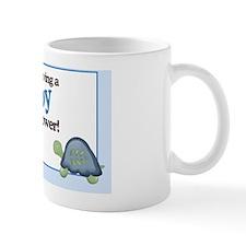 Turtle Reef Baby Shower Yard sign Mug