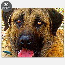 Anatolian shepherd dog Puzzle