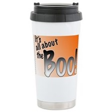 All About the Boo Travel Mug