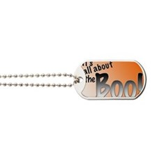 All About the Boo Dog Tags