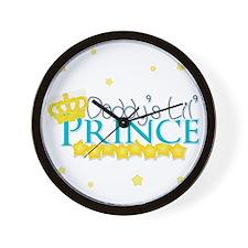 1prince Wall Clock