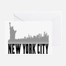 nyc Greeting Card
