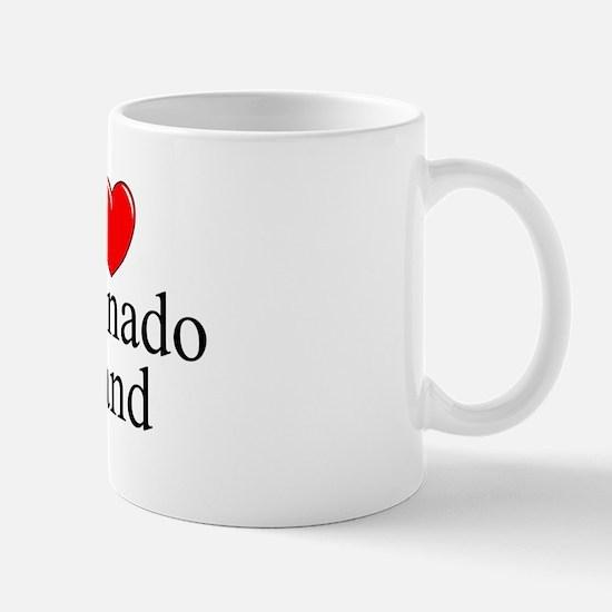 """I Love Coronado Island"" Mug"
