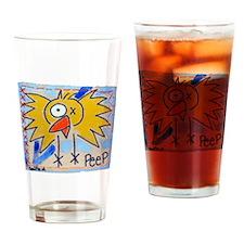 bird copy Drinking Glass