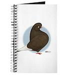 Brown Domestic Flights Journal