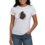 Brown Domestic Flights Women's T-Shirt