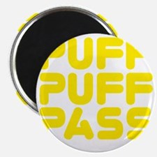 puffpuffpass Magnet
