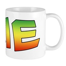 Irie_Dark copy Small Mug
