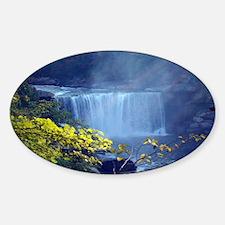 Cumberland Falls 3 Sticker (Oval)