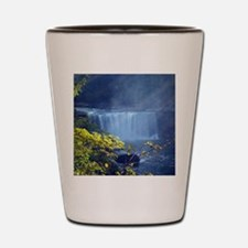 Cumberland Falls 3 Shot Glass