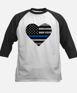Shop Thin Blue Line Baseball Jersey