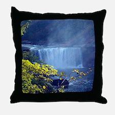 Cumberland Falls 3 Throw Pillow