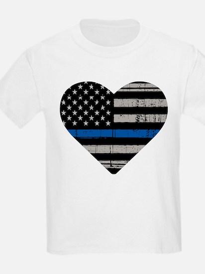 Shop Thin Blue Line T-Shirt