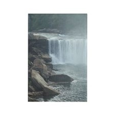 Cumberland Falls 2 Rectangle Magnet