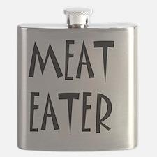 MEAT EATER BLACK 1 Flask