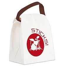 sticksrd Canvas Lunch Bag