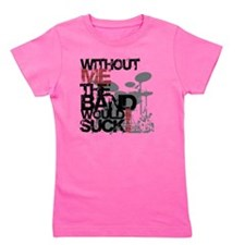 Without-Me-Band-Suckbk Girl's Tee