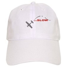 low and slow Baseball Cap